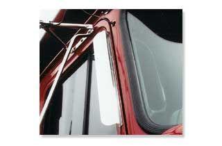 Window Air Deflector Chrome Store For Trucks Truck Chrome