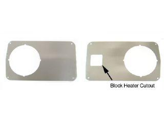 R Model Headlight Trimexterior Trim Trim Chrome Trim